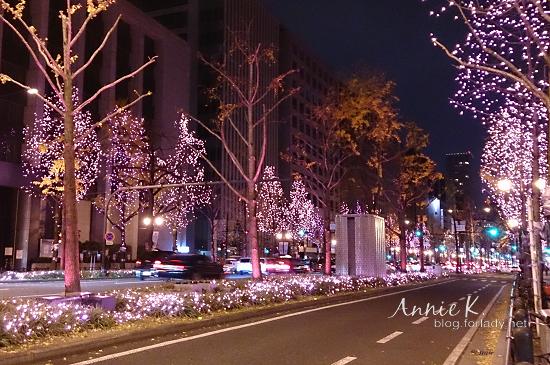 大阪御堂筋