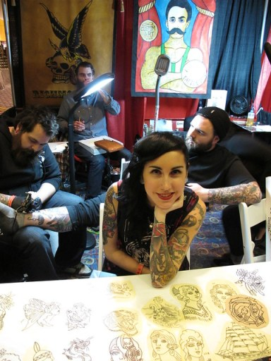 DC Tattoo