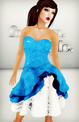 [AB] Mesh Frivole Dress Cinderella