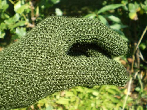 tricoter gants hiver