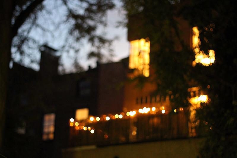 neighbors lights