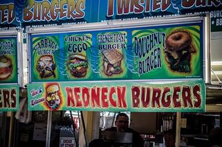 Redneck Burgers