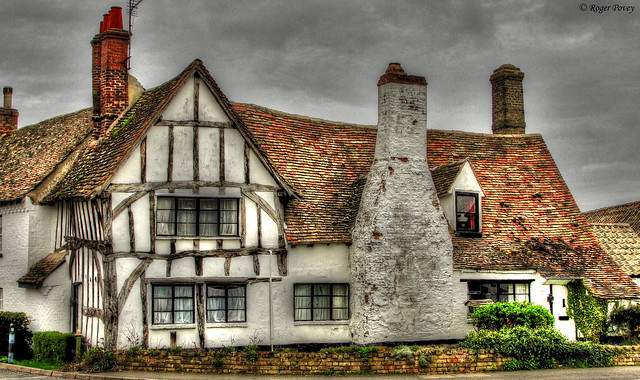 Old House - Houghton, Cambridgeshire
