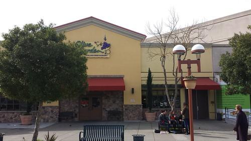 Olive Garden Stonestown Galleria The Lake Merced Report