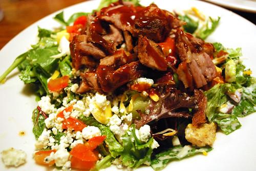 Marie Callendar Tri Tip salad