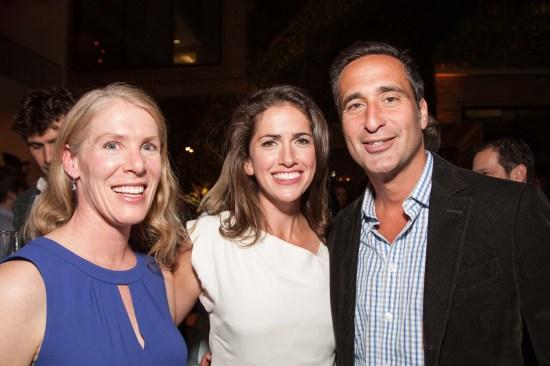 Patricia Moll Kriese, Megan Quinn, Adam Cahan