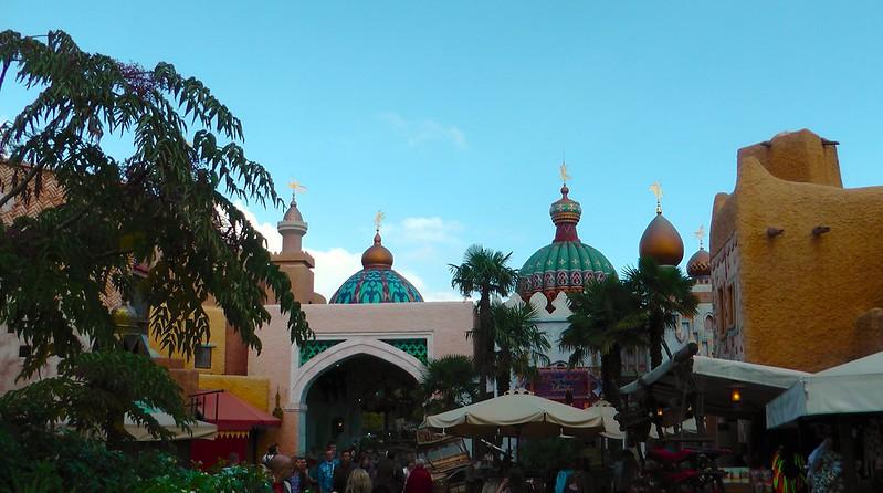 Discoveryland & Adventureland