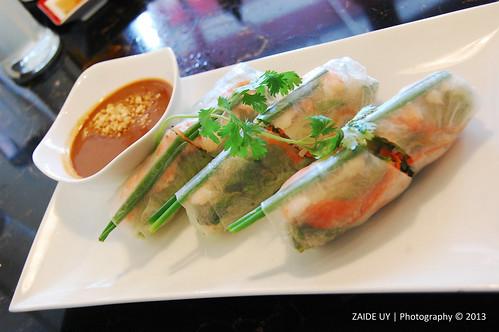 Shrimp Spring Rolls
