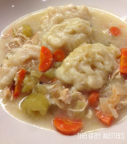 Chicken & Dumplins
