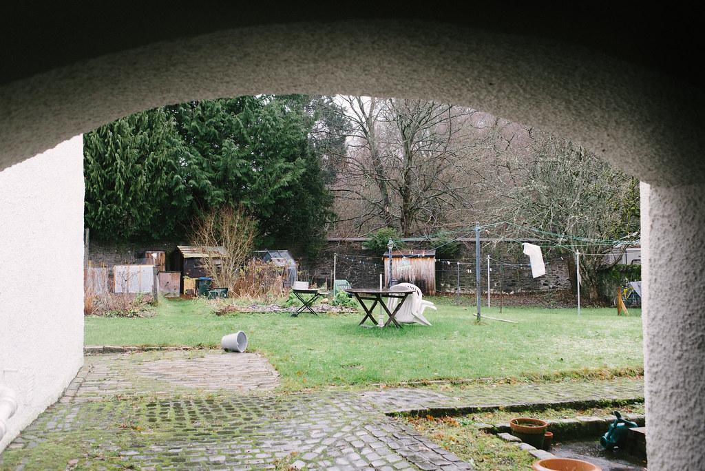 Scot Backyard