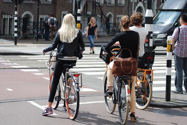 Dutch cycling