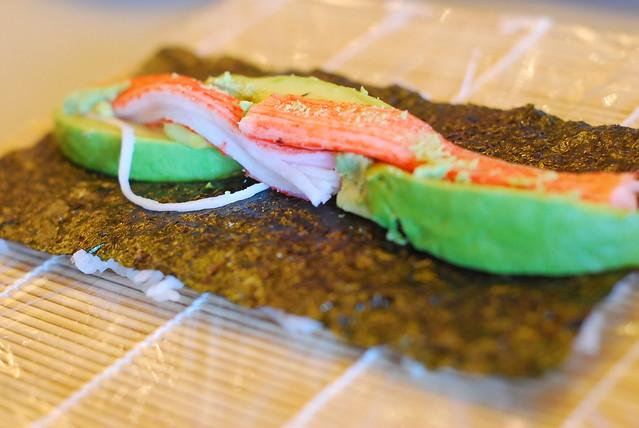 sushi class at southern season