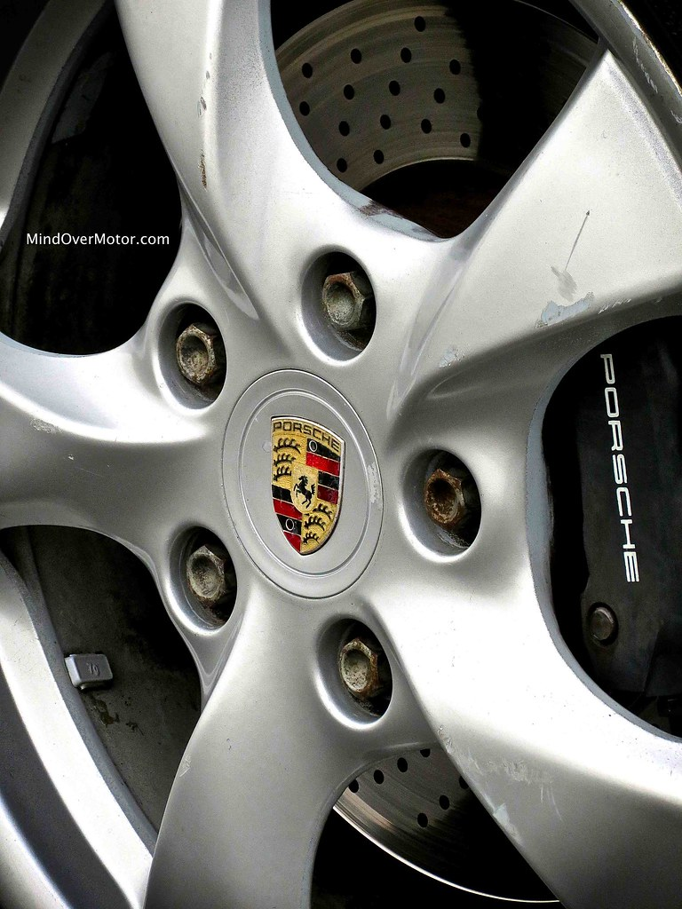 1999 Porsche 911 Carrera 996 wheels