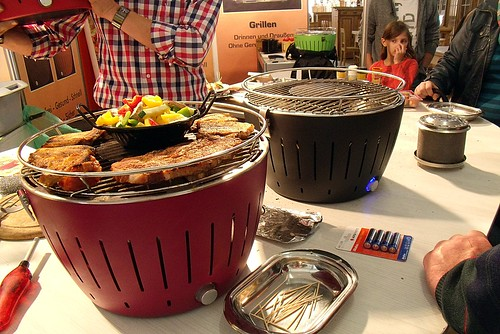 Pforzheim handelt - Grill