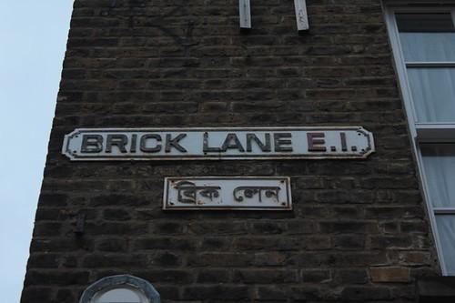Brick lane multiculturale