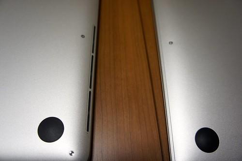 MacBook Proのスピーカー