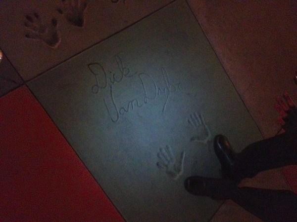 Saving Mr. Banks / Mary Poppins meet-up at Disney's Hollywood Studios