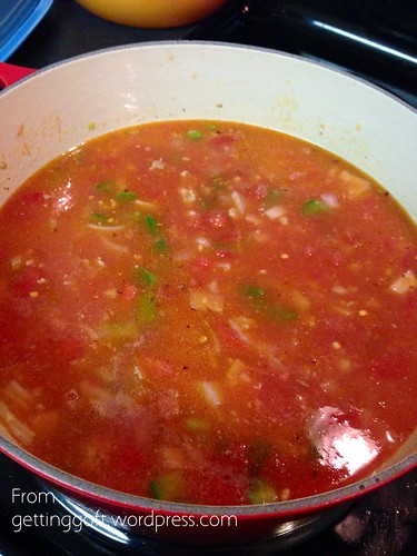 Lasagna Soup from gettinggoft.wordpress.com