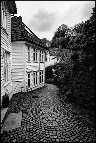Bergen Back Street 2 by Davidap2009