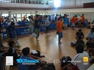 14062004 - NPSU.FOC.0405.Official.Camp.Dae.1 - Settlin.Down.At.Sports.Hall - Pic 01