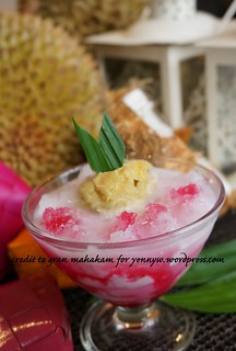 Es Kopyor Durian-s