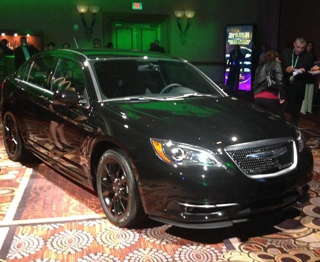 Chrysler 200 #LatinGrammy