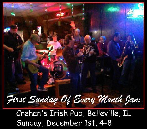 First Sunday Jam 12-1-13