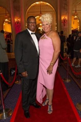 Dave Clark and J. Rosalynn Smith-Clark