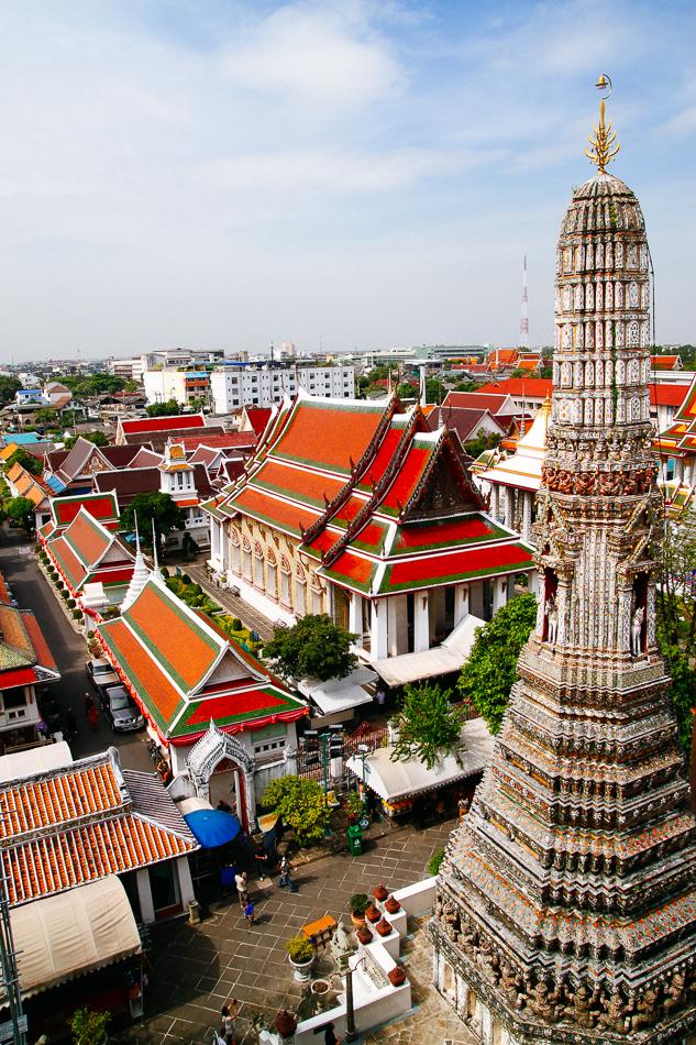 Wat Arun - Temple of Dawn