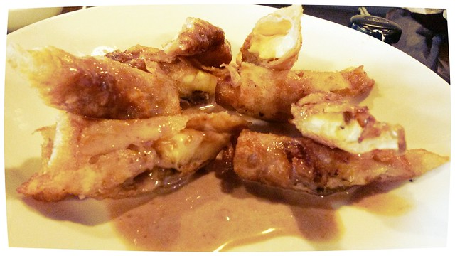 Banana Turon Tsokolate