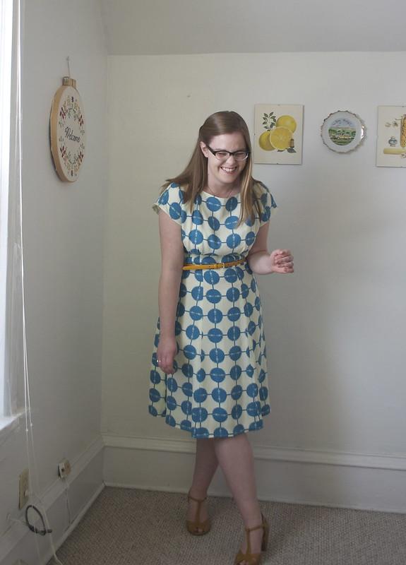 Double Anna Dress