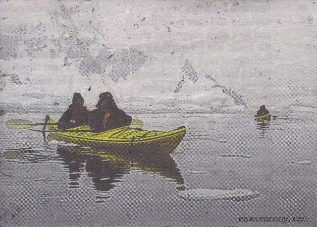 Antarctica Kayakers (2)