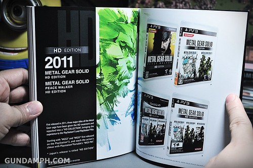 PS3 Metal Gear Legacy Collection Unboxing Review (24)
