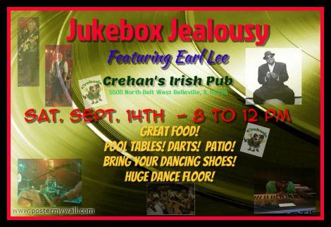 Jukebox Jealousy 9-14-13