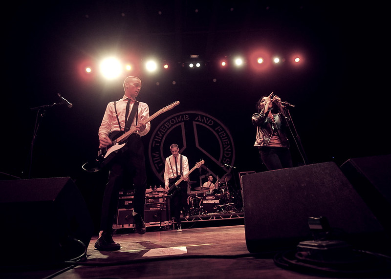 The Interrupters @ The Pageant