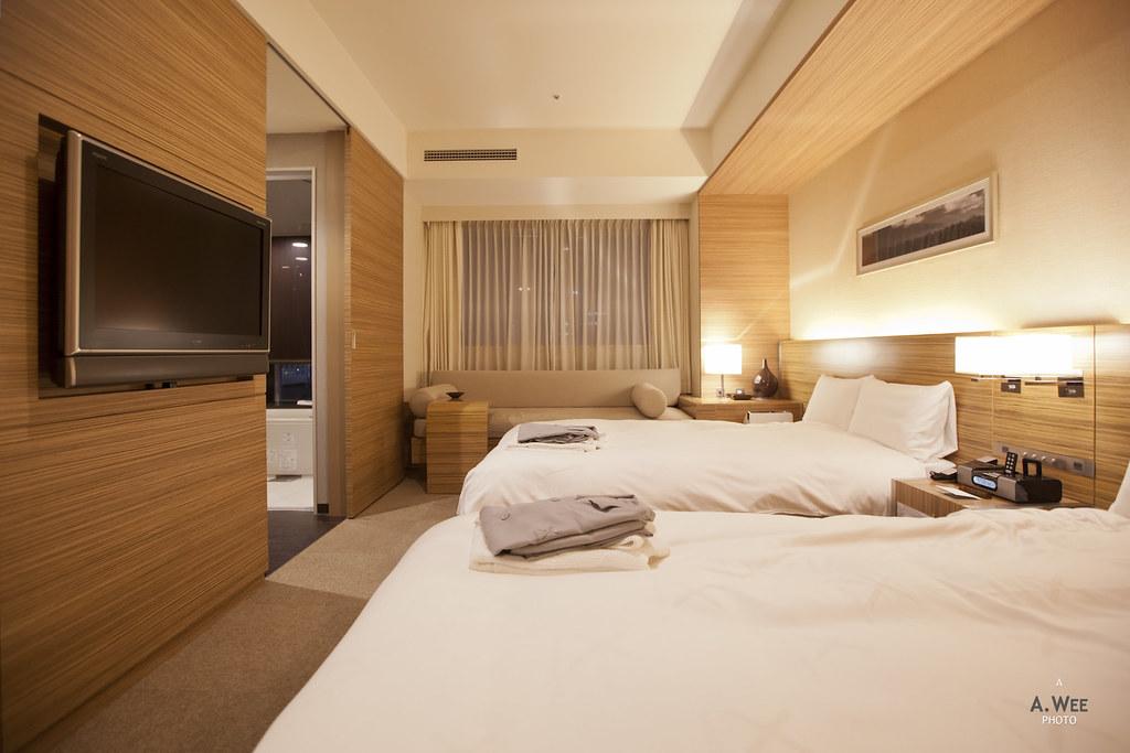 Cross Floor Double Room