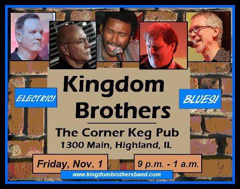 Kingdom Brothers 11-1-13