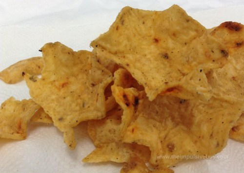Tostitos Fajita Scoops Closeup