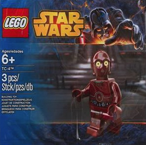 LEGO Star Wars TC-4 Polybag