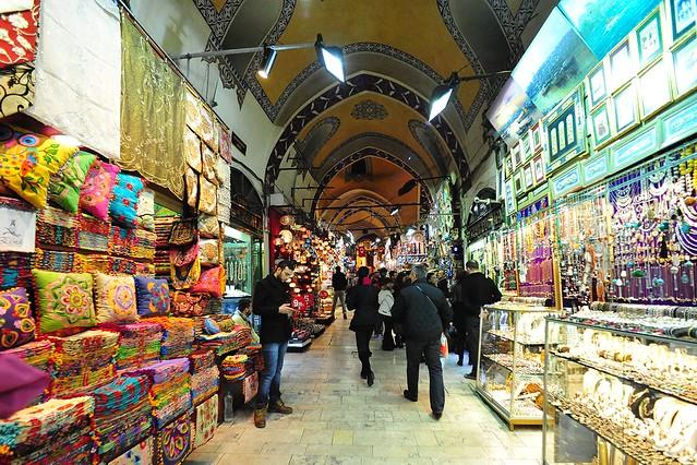 Grand Bazaar  (Kapalıçarşı), Istanbul,Turkey 1358