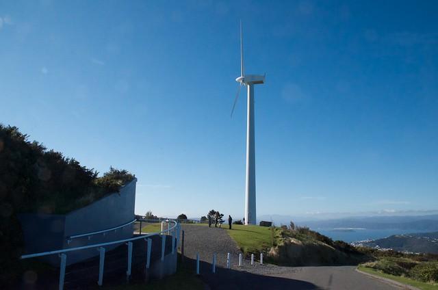 Wellington Wind Turbine