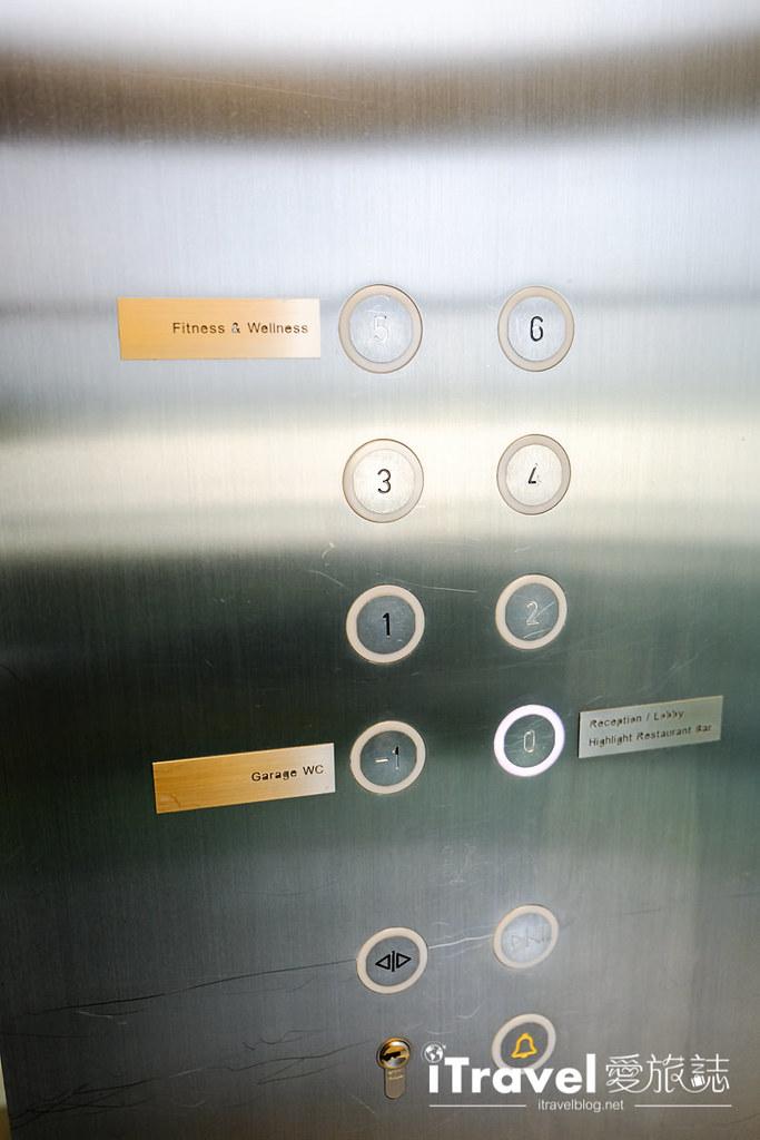 《慕尼黑酒店推荐》怡思得酒店 INNSIDE By Melia:邻近路面电车与地下铁的四星级商务酒店。