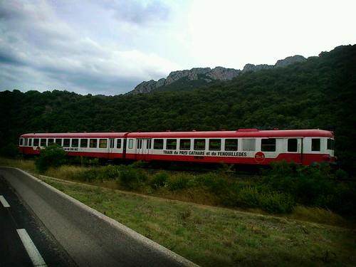 Més ràpid que el tren! by Marc Lecha