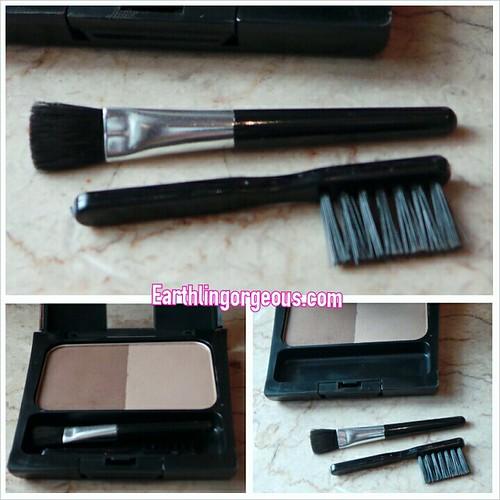 Makeup Factory Eyebrow Powder Review