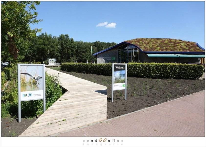 Buitententoonstelling Buitencentrum De Pelen