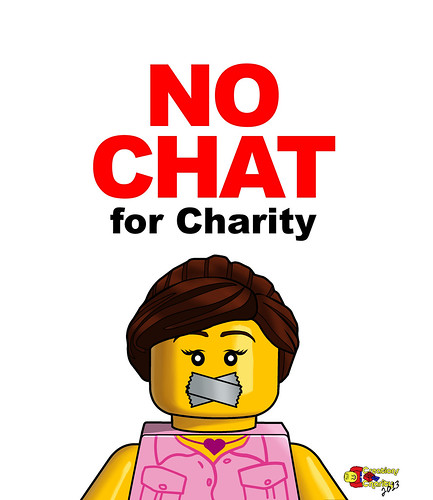 NO CHAT for Charity
