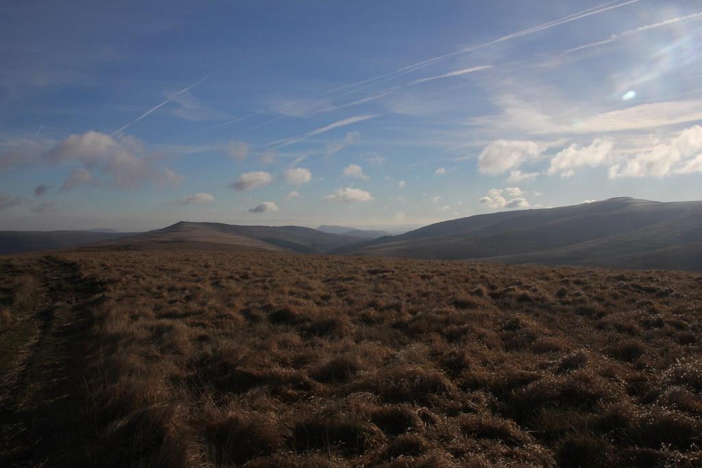 Grwyne Fawr Valley, Pen y Gadair Fawr