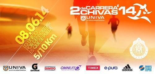2da. Carrera Chivas 2014