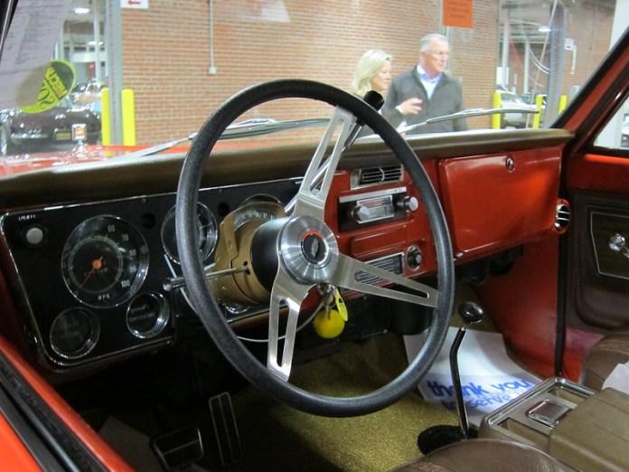 1972 Chevrolet Blazer b
