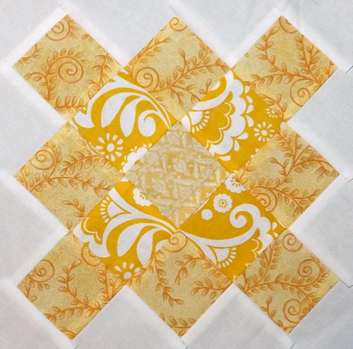 Granny Bee Block 27